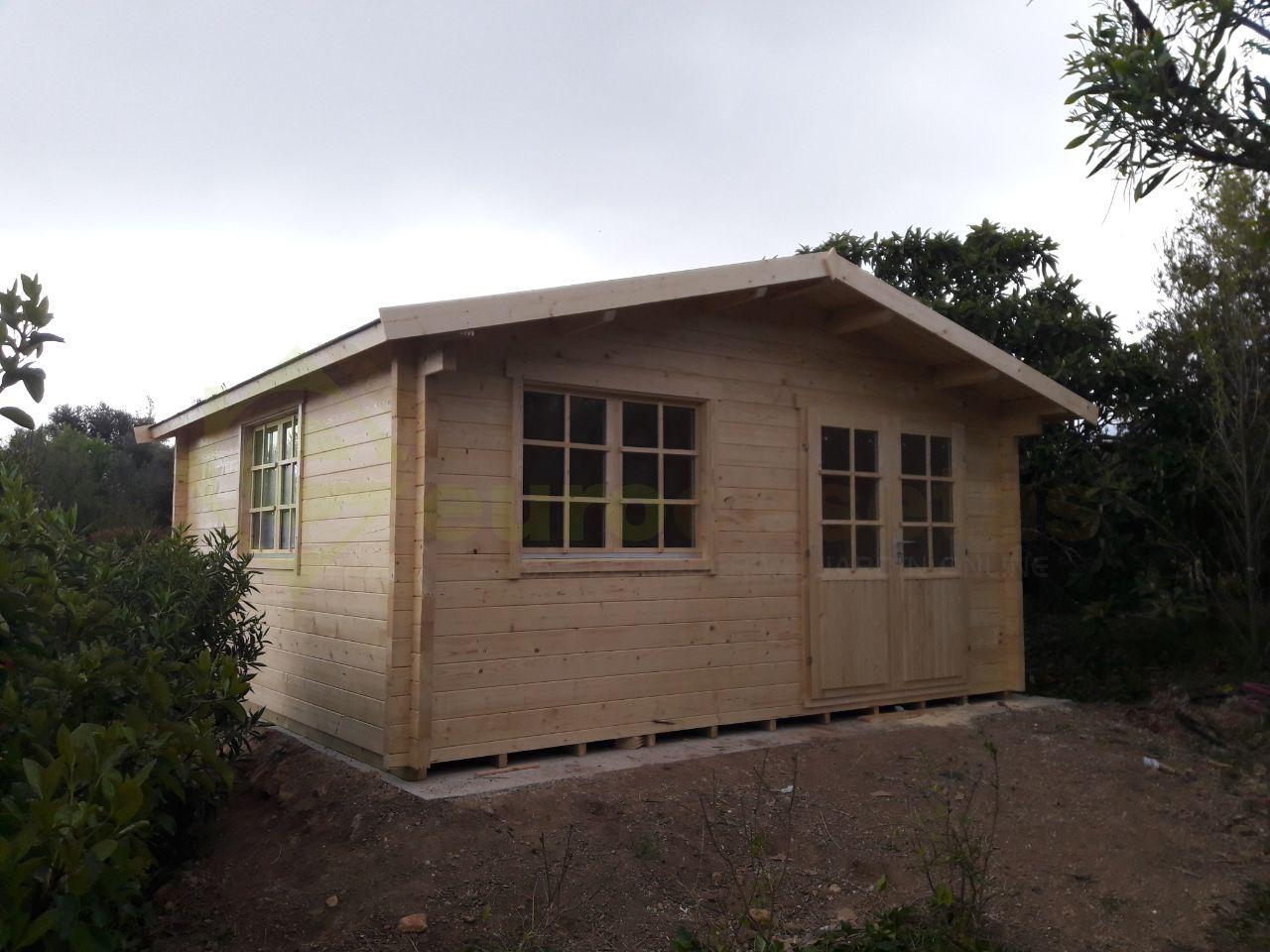 Caseta de madera MIRANDA 5x5, 70mm
